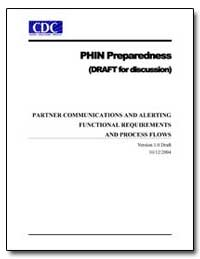Phin Preparedness (Draft for Discussion) by Department of Health and Human Services