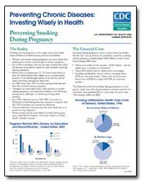 Preventing Chronic Diseases : Investing ... by Department of Health and Human Services