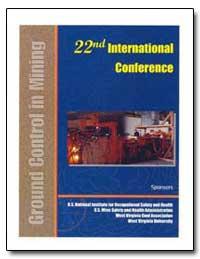 22Nd International Conference on Ground ... by Barczak, Thomas M.