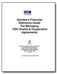 Grantee's Financial Reference Guide for ... by Department of Health and Human Services