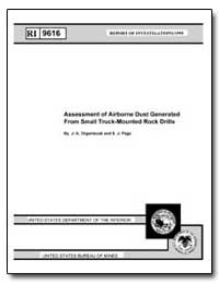 Assessment of Airborne Dust Generated fr... by Organiscak, John A.