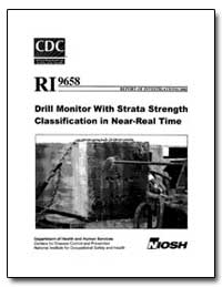 Drill Monitor with Strata Strength Class... by Utt, Walter K.