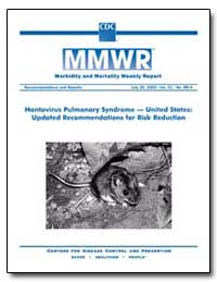 Hantavirus Pulmonary Syndrome — United S... by Department of Health and Human Services