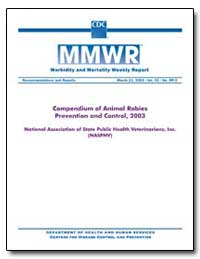 Compendium of Animal Rabies Prevention a... by Department of Health and Human Services