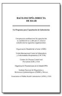 Baciloscopia Directa de Baar by Ridderhof, John
