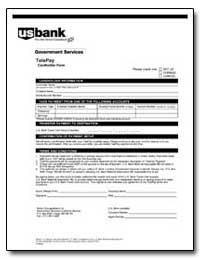 Telepay Cardholder Form by Department of Health and Human Services