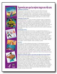 Sugerencias para Que las Mujeres Tengan ... by Department of Health and Human Services