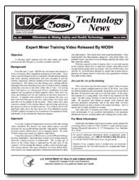 Expert Miner Training Video Released by ... by Department of Health and Human Services
