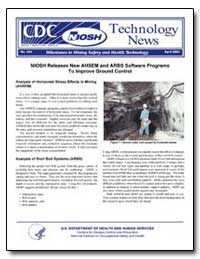 Niosh Releases New Ahsem and Arbs Softwa... by Department of Health and Human Services