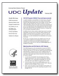 Cdc Id Program (Cinga) Fixes and Improve... by Department of Health and Human Services