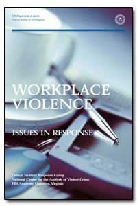 Workplace Violence by Rugala, Eugene A.