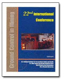 22Nd International Conference on Ground ... by Dolinar, Dennis R.