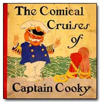 Captain Cookie by