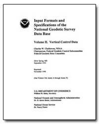 Input Formats and Specifications of the ... by Challstrom, Charles W.