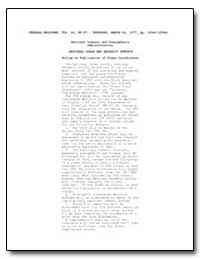 National Oceanic and Atmospheric Adminis... by Gleiter, T. P.