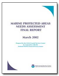 Marine Protected Areas Needs Assessment ... by Recksiek, Heidi