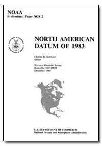 North American Datum of 1983 by Schwarz, Charles R.