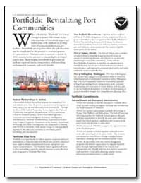 Portfields : Revitalizing Port Communiti... by Holst, David