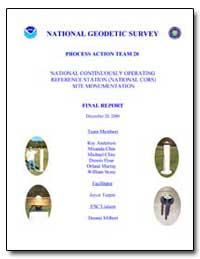 National Geodetic Survey Process Action ... by
