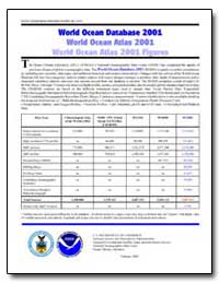 World Ocean Database 2001 World Ocean At... by