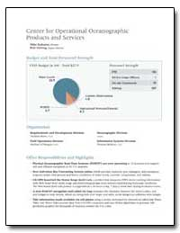Center for Operational Oceanographic Pro... by Szabados, Michael