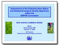 Assessment of the Eutrophicationstatus a... by Claussen, Uli