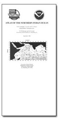 Atlas of the Northern Indian Ocean by Conkright, M. E.