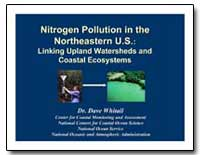 Nitrogen Pollution in the Northeastern U... by Whitall, Dave, Dr.