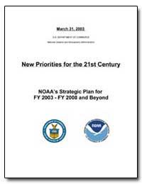 New Priorities for the 21St Century Noaa... by Lautenbacher, Conrad C.