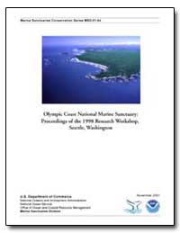 Olympic Coast National Marine Sanctuary ... by Bowl, C, Edward