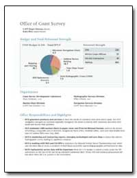 Office of Coast Survey by Parsons, Roger