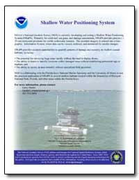 Shallow Water Positioning System by Mader, Gerry