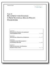 Part II Blueprint for Change : A New Nat... by