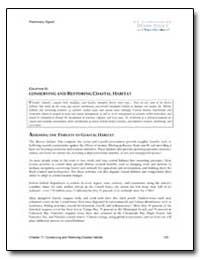 Conserving and Restoring Coastal Habitat by