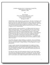 Comments Submitted to the U. S. Commissi... by Rogner, John D.