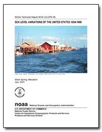 Noaa Technical Report Nos Co-Ops 36 Sea ... by Zervas, Chris