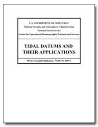 Tidal Datums and Their Applications by Gill, Stephen K.