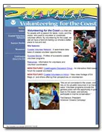Volunteering for the Coast by Petrovich, Nina