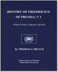 History of Friedrich II : Prussia Freder... by Carlyle, Thomas