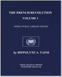 The Origins of Contemporary France, Volu... by Taine, Hippolyte A.
