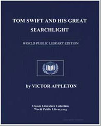 Tom Swift and His Great Searchlight; Or,... by Appleton, Victor