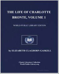The Life of Charlotte Brontë by Gaskell, Elizabeth Cleghorn
