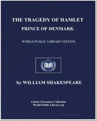 The Tragedy of Hamlet, Prince of Denmark by Shakespeare, William