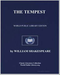The Tempest by Shakespeare, William