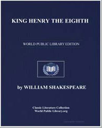 King Henry the Eighth by Shakespeare, William
