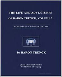 The Life and Adventures of Baron Trenck ... by Trenck, Baron