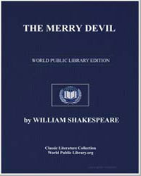The Merry Devil by Shakespeare, William