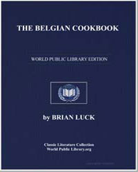 The Belgian Cookbook by Various