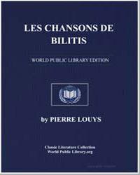 Les Chansons de Bilitis by Louÿs, Pierre