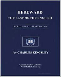Hereward, The Last of the English by Kingsley, Charles